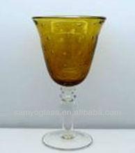 White wine glassware