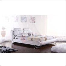 New design white furniture company bedroom sets I2815#