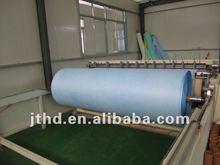 Spunlaced tecido não tecido lenços umedecidos