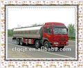Alta qualidade 18.52 8*4 cbm caminhão para transporte de leite