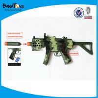 Hot toy machine gun with light and sound