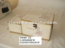 antique decorative chest