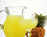pineapple juice beverage