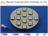 Led driver Aluminum PCB assembly manufacturer with 8 SMT line