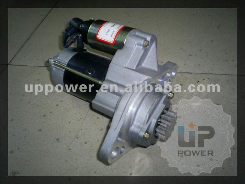 Isuzu piezas del motor de arranque 4HG1