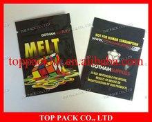 2012 Newest Small Resealable Custom printed zip lock foil bag