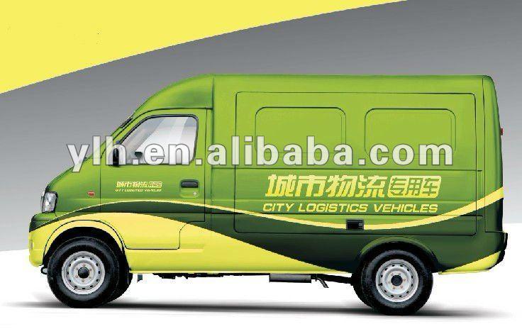 Dongfeng gasoline mini van truck for sale