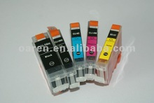 Compatible Canon CLI 8 ink cartridge, 100% quality guarantee