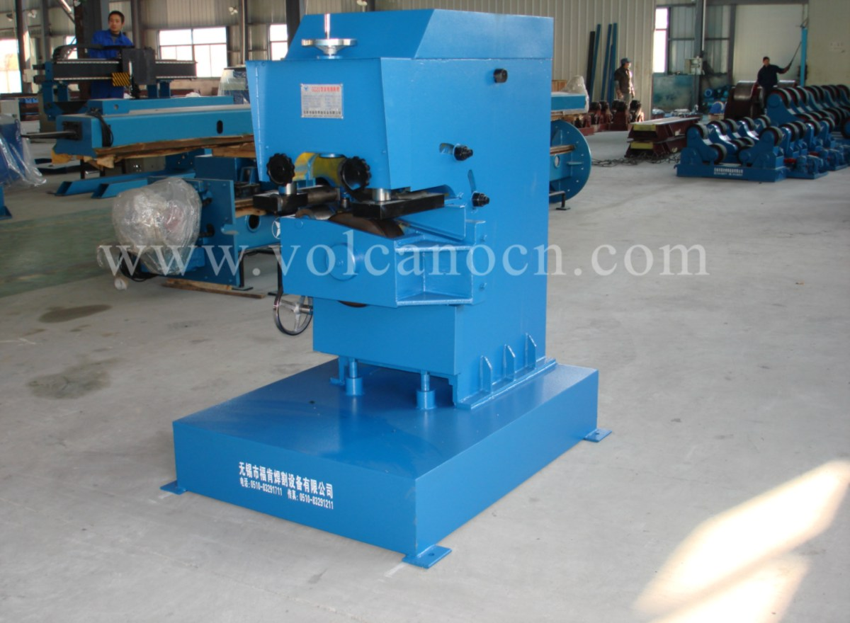 plate chamfering machine