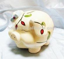 2012 customer's ceramic piggy money box