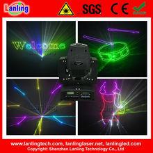 Cheap price 600mW Full color animation laser light, Dj disco night club lighting RGB laser show