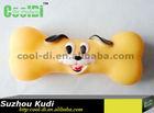 bone shape latex dog accessory KD0507357