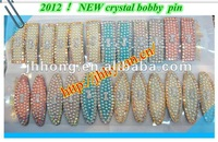 2012 New Crystal Bobby Pin/Adult Hair accessories