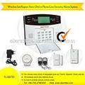 Inteligente inalámbrica para el hogar sistema de alarma - yl - 007zx teléfono pstn alarma