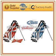 Nylon golf stand bag