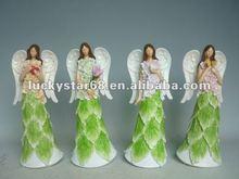Fashion Resin Angel Figuriness Home Decoration