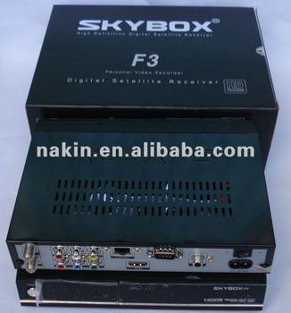 HD Network share satellite receiver