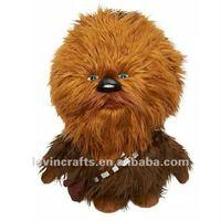 "Underground Toys 24"" Talking Plush Chewbacca Brand New ubeatable"
