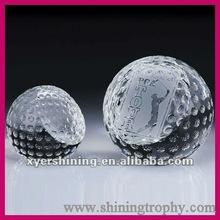 2012 Unique Design Crystal Golf ball