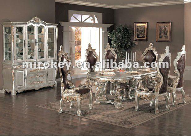 Meuble salle manger romantique for Meuble de salle a diner