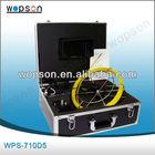 6mm mini camera pipe inspection system aluminum alloy case