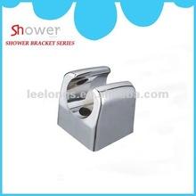 Leelongs ABS Chromed Wall Mount Shower Holder