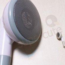 2012 New Design Earphones Shaped computer Speaker