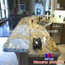 granite reception desk