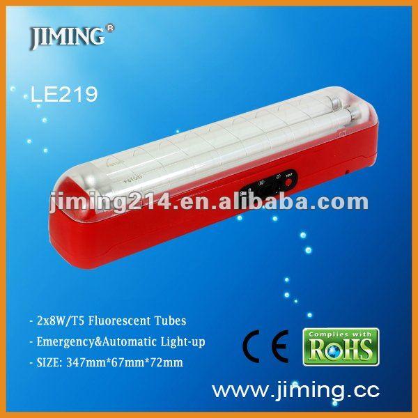 LE219 portable Fluorescent rechargeable lantern