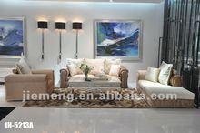 Carl'Classic room furniture fabric sofa 1H-5213A