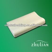 massage latex rubber pillow