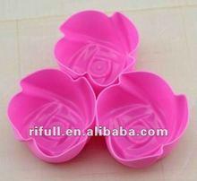 ROSE shape silicone cake bakeware