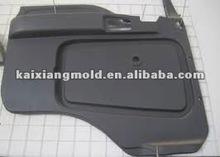 Injeção de plástico automotivo mão esquerda da porta traseira do molde do molde 9