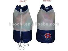 basketball drawstring bag