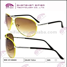 Pilot Brand Sunglasses Metal High Quality