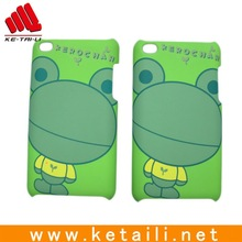 Cute hard plastic cases for Ipod touch 4