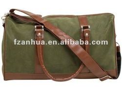 Super quality hot selling leather travel bag