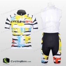 Cyclingbox team cycling wear /bike clothing for men