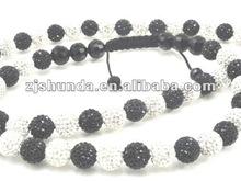 Men's shamballa necklace wholesale