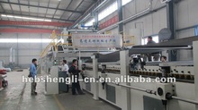 WJ series corrugated paperboard production line