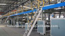 150-1600 corrugated production line