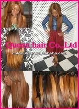 Guaranteed top quality body wave Brazilian human hair