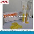 Desechable Dental de silicona Material de impresión luz
