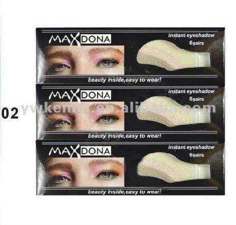 2012 Ebay hotsale magic eyeshadow sticker