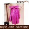 HS1226 cabretta leather golf gloves