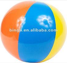 cute colorful girls beach ball
