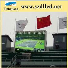 hot new products 2012 good vision long perimeter football stadium led board
