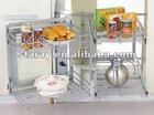 HPJ711B Kitchen Cabinet Magic Corner Basket