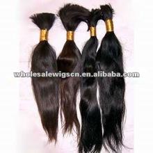 AAA chinese virgin human hair bulk