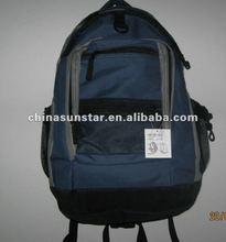 Fashion leisure canvas backpack 2012